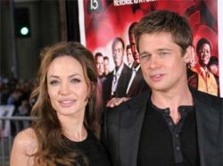 Анджелина Джоли и Брэд Питт объявили о совместном телепроекте