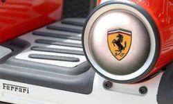 В продаже появится электроскутер от Ferrari