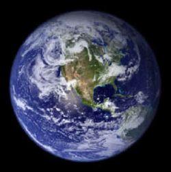 Планета Земля растет в размерах? (видео)