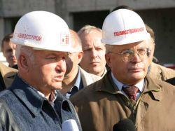 Лужков: к 2010 году в Москве будет построено еще 75 гостиниц