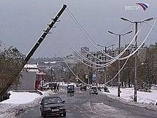В Приморье 35 населенных пунктов остаются без электроэнергии