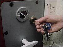 В Британии созданы тюрьмы для иностранцев