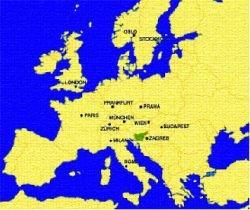 Европа онлайн: пользователи и использование интернета