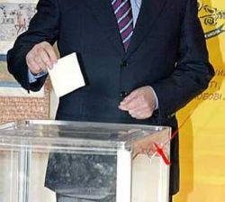 Результат выборов можно определить по лицу кандидата