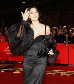 Звездные гости второго Римского кинофестиваля (фото)