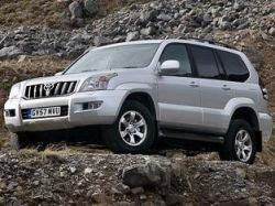 Toyota сделала неубиваемый Land Cruiser Prado