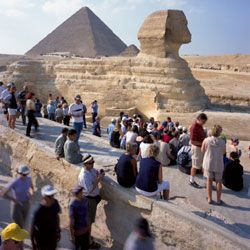 В Египте негде селить российских туристов