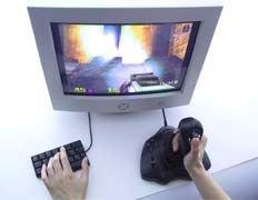 Компьютерные игры полезны для зрительных навыков