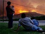 Калифорния: за «голову» поджигателя-нелегала обещают 50 тысяч долларов