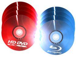 Blu-ray оказался вдвое популярнее HD-DVD