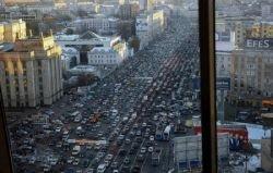В России 36 млн автомашин