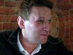 Навальный назвал статью Прилепина мифом