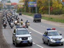 В Сергиев Посаде съехалось 300 байкеров