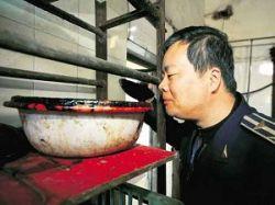 Список отравленных продуктов, производимых в Китае