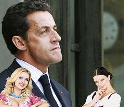 Брак Николя Саркози с видной россиянкой - лучший способ укрепить отношения Франции и России