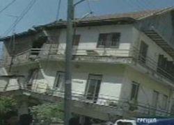 В Греции произошло землетрясение силой 5 баллов
