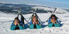 По Карловым Варам можно будет передвигаться на лыжах