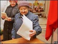 Наблюдатели ОБСЕ: нас не приглашают в Россию