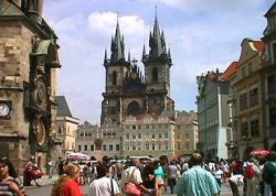 В Праге открывают два километра магазинов