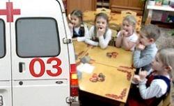В Амурской области более 50 детей отравились салатом