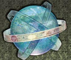 По уровню глобализации среди 72 стран мира, Россия находится на 62 месте
