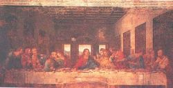 «Тайную вечерю» Леонардо да Винчи теперь можно изучать в интернете