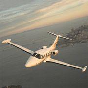 Шестиместный двухдвигательный самолёт Eclipse 500 стал самым быстрым в мире самолётом в своём классе