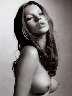 Откровенные фото молодой Кейт Мосс (фото)