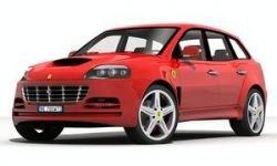 Ferrari может запустить производство внедорожника Ferrari FS 599 Fuoristrada
