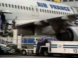 Во Франции бастуют бортпроводники Air France. Отменены 42 авиарейса