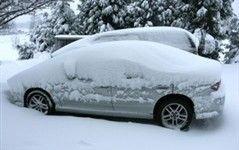 Что нужно возить зимой в машине