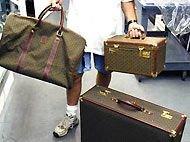 Как мой багаж летает по миру без меня