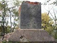 В Днепропетровске исчез памятник Тарасу Шевченко