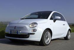 Малолитражку Fiat 500 признали победителем в номинации за лучший кузов