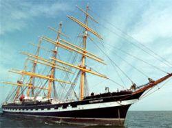 Яхта Федора Конюхова вышла в тропические широты
