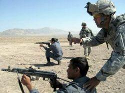 В бою в Афганистане уничтожены не менее 80 талибов