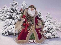 Россияне могут заказать персональные поздравления от Деда Мороза