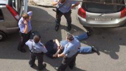 Женщина сбила и задержала «барсеточника»