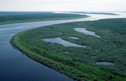 Нефть вылилась в Енисей в районе Красноярска