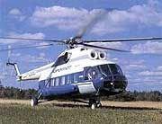 Грузин тащил ушами вертолет 26 метров