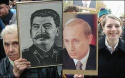 Иосиф Сталин и Леонид Брежнев — самые любимые генсеки россиян