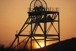 Пожар на луганской шахте потушен. Из шахты эвакуированы 555 горняков
