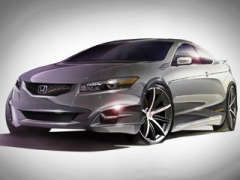 Honda привезёт в Лас-Вегас сразу два варианта Accord Coupe