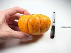 Snap-O-Lantern - отличная тыква для Хеллоуина (видео)