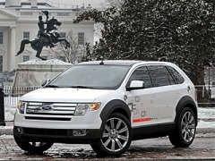 Ford зарегистрировал имя для своих гибридов - машин с электоромоторами: Ford Extend