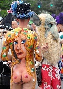 Во Флориде прошел фестиваль фэнтези (фото)