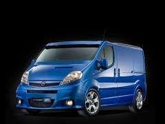 «Голубой вагон» Opel Vivaro VPC
