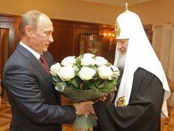 Рейтинг Патриарха Кирилла поднялся и вырос