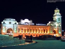 В массовой драке на площади Киевского вокзала схлестнулись чеченцы и грузины.
