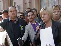 Украина: журналисты протестуют против закона о клевете